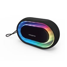 Creative Halo Bluetooth Wireless Speaker (Black)