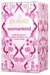 Pukka Te Womankind Tepåsar 20 st Ekologisk