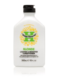 Happy Naturals Hair Blonde Lighter&Brighter Conditioner 300ml