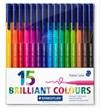 STAEDTLER Triplus® Color Värikynä 15 kpl