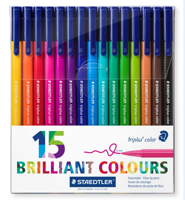 Triplus Color 15-pk