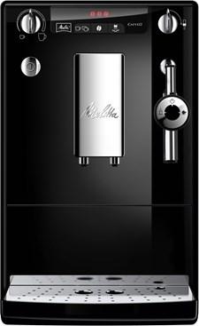 Melitta Caffeo Solo & Perfect Milk Kaffemaskin Svart