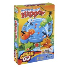 Hungry Hippos, Resespel