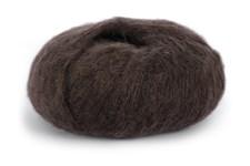 Dale Garn Erle Lanka Silk Mohair Mix 50 g ruskea 1785