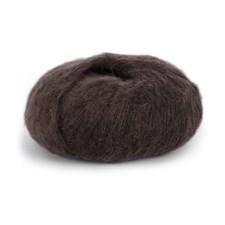 Dale Garn Erle Silk Mohair Mix 50 g Brun 1785