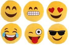 Emoji-kudde SUNGLASSES