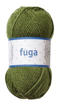 Fuga Garn Ullmix 50g Mossgrön (60169)