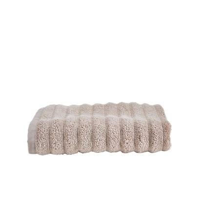 Handduk Wave rosa 70x140 cm  Bahne & Co - badlakan & handdukar