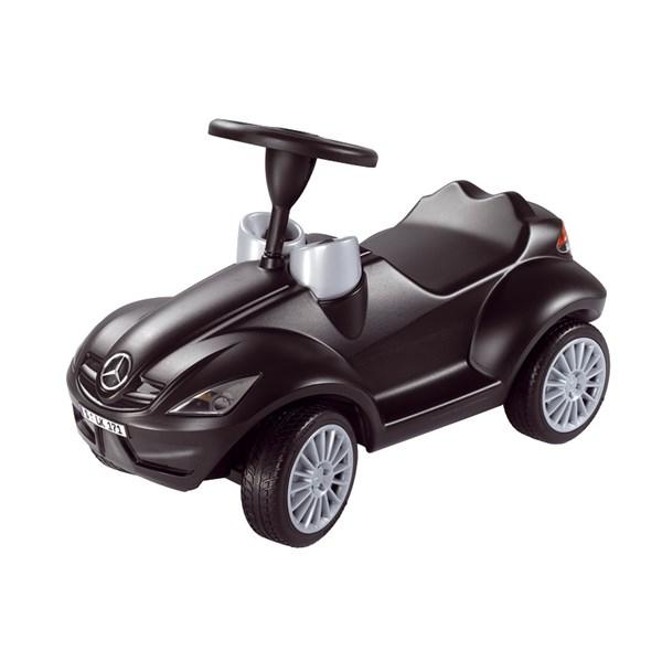 Bobby Benz Svart  BIG SLK - bobbycar & gåbilar