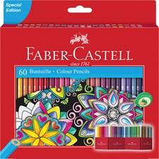 Standard Värikynät 60 kpl Faber-Castell