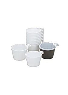 Kahvikuppi 21cl valkoinen (50)