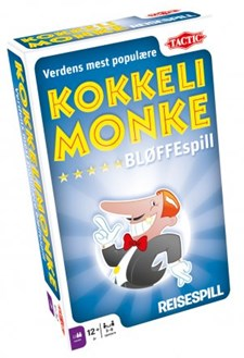 Kokkelimonke travel, Tactic