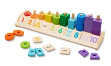 Melissa & Doug Conting Shape Stacker