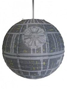 Star Wars Death Star Lampskärm