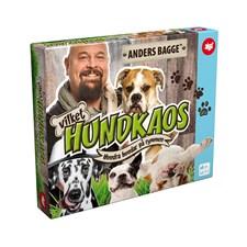 Anders Bagge - Vilket hundkaos, Sällskapsspel, Alga (SE)