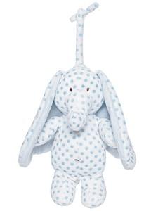 Speldosa Baby Big Ears, Elefant, Teddykompaniet