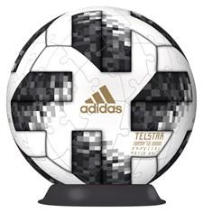 Pussel med fotboll  - 72p