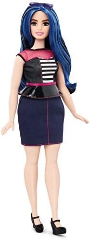 Barbie Fashionistas, New Body, Sweetheart Stripes