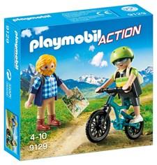 Cyklist och vandrare, Playmobil Action (9129)