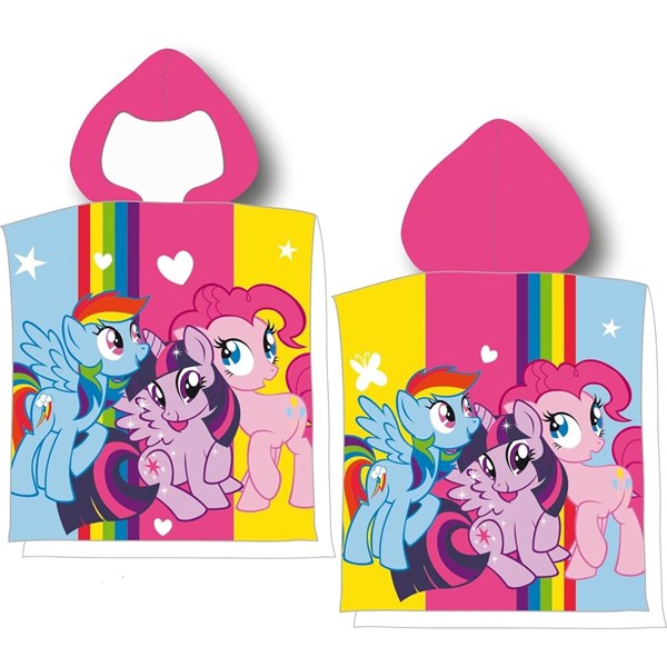 Badponcho MLP003  My Little Pony - badkläder & uv-kläder