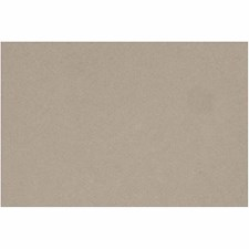 Fransk kartong, 500x650 mm, 160 g, 1 ark, Flannel Grey