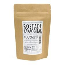 Österlenchoklad Rostade Kakaobitar 95 g