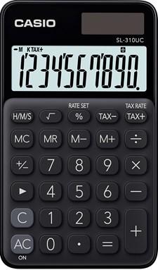 Casio miniräknare SL-310UC BK