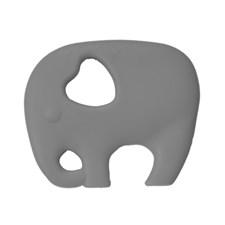 Bitering elefant, grå, AddBaby