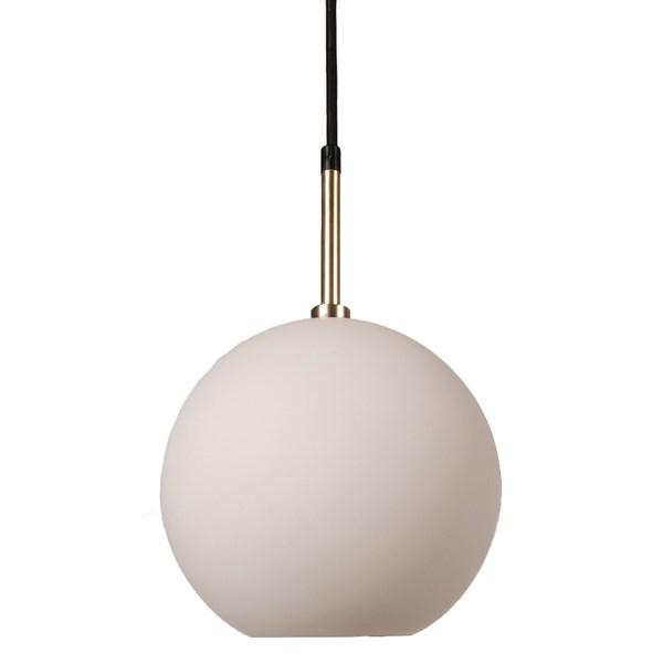 PR Home Milla Fönsterlampa 20 cm Guld Opal - taklampor