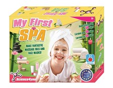 My first SPA, Experimentlåda, Science4you