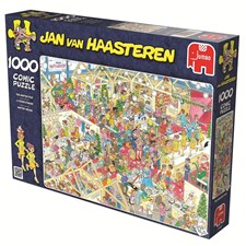 Jan van Haasteren, Winter Fair, Pussel 1000 bitar