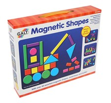 Magnetic Shapes, Galt