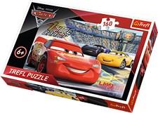 Pussel 160 bitar, Disney Cars 3