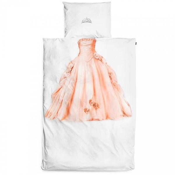 Bäddset Prinsessa  150 x 210  Snurk - barnsängkläder