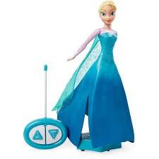 Disney Frozen radio-ohjattava luisteleva Elsa