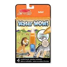 Water Wow Målarbok - Safari