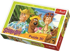 Scooby-Doo, Pussel 30 bitar, Trefl