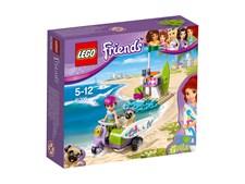 Mias strandskoter, LEGO Friends (41306)