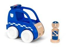 Brio My Home Town  Poliisiauto Äänillä ja Valoilla (30377)