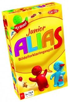 Alias Junior travel, Tactic (NO)