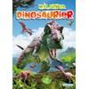 Målarbok Dinosaurier Kärnan