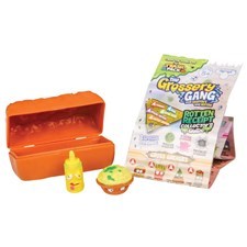 Blind bag, 2-pack, Season 1, The Grossery Gang