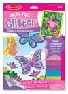 Glitter Motiv, Blomma & Fjärilar, Melissa & Doug