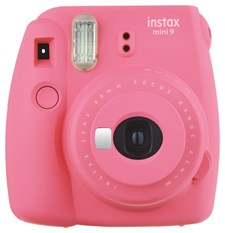 Kamera + 10-pack film Instax Mini 9 Flamingo Pink