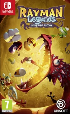 Rayman - Legends - Definitive Edition