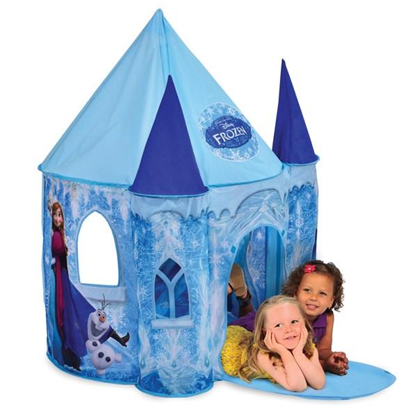 Frost, Telt med to tårn