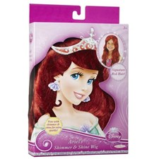 Disney Pincess Peruk, Ariel, Jakks Pacific