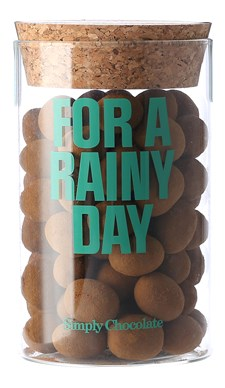 Simply Chocolate Delikatesschoklad For A Rainy Day 300 g