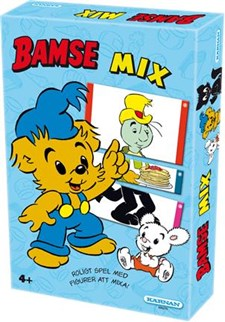 Bamse Mix, spel