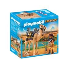 Egyptiläinen soturi ja kameli, Playmobil History (5389)